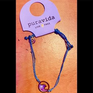 Authentic Pura Vida bracelet